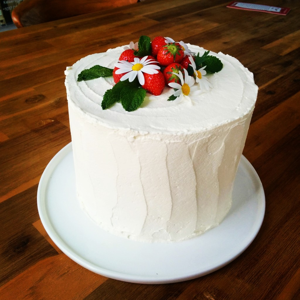 Als je dan zelf 30 wordt, moet er ook een taart bij!